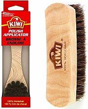 KIWI Shoe Shine Brush Variety Pack, 1 Polish