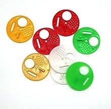 KJBGS Beekeeping accessories 6PCS Beehive Box