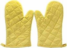 KJFUN Oven Glove 1 Pair Of Kitchen Craft Heat