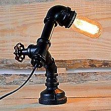 KK Timo table European Retro Table Lamp LOFT Iron