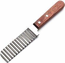 KKGHSY Stainless Steel Potato Chip Slicer