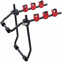 KKING Car Rear Bike Rack, Can Accommodate 1-3