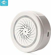 KKmoon 2.4G Wireless USB 120dB Siren Alarm Sensor