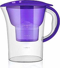 KKmoon 2.5L Purple Transparent Water Pitcher