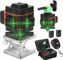 KKmoon Multifunctional 12 Lines Laser Level Tool