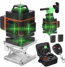 KKmoon Multifunctional 16 Lines Laser Level Tool