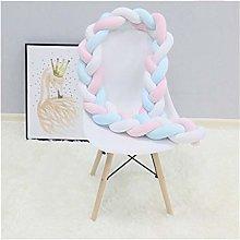 KKUFOO Baby Bed Bumper Crib Cot Bumper For Infant