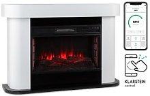 Klarstein, Aargau Smart, Electric Fireplace, 1000