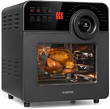 Klarstein AeroVital Cube Chef Hot Air Fryer: