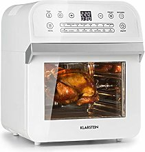 Klarstein AeroVital Cube Hot Air Fryer-3D Heating
