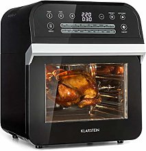 Klarstein AeroVital Cube - Hot Air Fryer, Deep