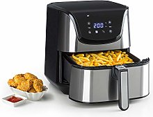 Klarstein AeroVital Deluxe - Hot Air Fryer, Deep