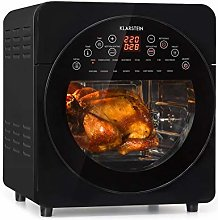 Klarstein AeroVital Easy Touch Hot Air Fryer: Hot