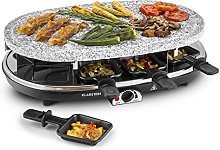 Klarstein All-u-can-Grill Raclette with Grill Black