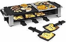 Klarstein Bistecca - Raclette Grill, Power: 1200