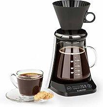 Klarstein Craft Coffee - Coffee Maker, Pour Over,