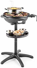 Klarstein Grillpot Electric Stand and Table Grill
