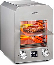 Klarstein Hannibal - High-Temperature Grill,