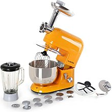 Klarstein Lucia - Stand Mixer, Food Processor and