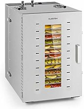 Klarstein Master Jerky 16 Food Dehydrator - 1500W,