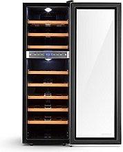 Klarstein Reserva 27D - V2, Refrigerator for