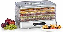 Klarstein Silver Jerky Automatic Food Dehydrator -