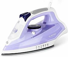 Klarstein Steam Bro Steam Iron - 2200 Watts, Tank: