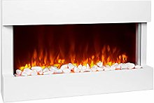 Klarstein Studio 1 Electric Fireplace - 1000/2000