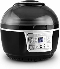 Klarstein VirAir Turbo Hot Air Fryer - Deep Fryer,