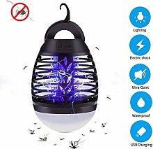Klauee Mosquito Killer Lamp, IP67 Waterproof UV