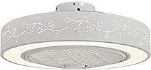 KLDDE 72W ceiling fan with light LED modern LED