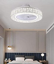 KLDDE Ceiling fan with lighting LED light,