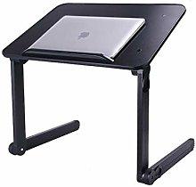 KLEDDP Laptop Bed Table Notebook Standing Desk