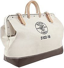 Klein Tools 5102-18 Canvas Tool Bag, 46 cm,