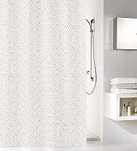 Kleine Wolke Style Shower Curtain, Textile PES,