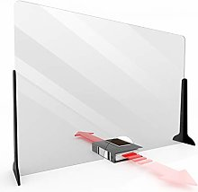 KLEMP Perspex Screen Protective Desk Screens for
