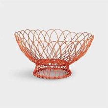 &klevering - Basket Twist Orange