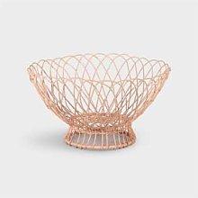&klevering - Basket Twist Pink