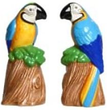 &klevering - Parrot Salt And Pepper Shaker -