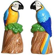 &klevering - Parrot Salt & Pepper Shaker Set