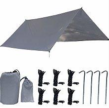 KLFD Hammock Rain Fly Camping Shelter Sunshade,
