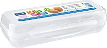 Klip Seal BPA Free 12 Cup Tray Egg Eggs Bacon Fish