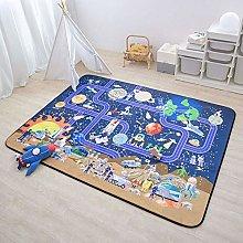 KLLKR Area Rug Carpet for Kids and Children