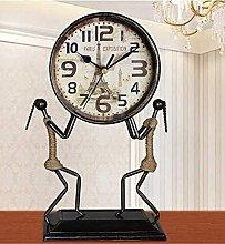 KMatratze Table Clock, European Creative