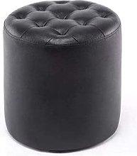 KMILE Ottoman Stool Sofa Stool Small Footstool