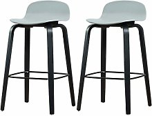 KMMK Desk Chairs,2-Piece Set for Breakfast Bar