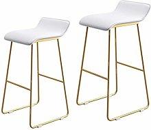 KMMK Desk Chairs,Pub Bar Stool for Breakfast