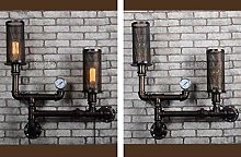 KMMK Hotel Cafe Living Room Bar Wall Lamp, Wall