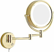 KMMK Special Mirror for Makeup,8.5 Inches Wall