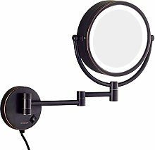 KMMK Special Mirror for Makeup,Wall Mount Bathroom